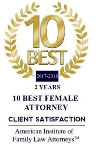 Best Female Attorney - Client Satisfaction