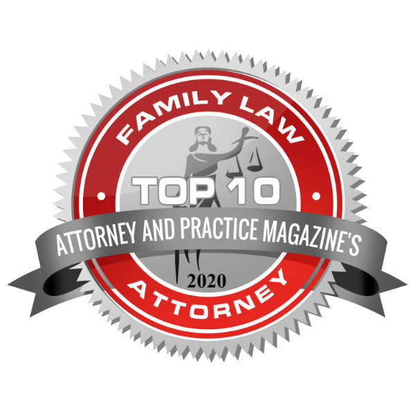 top 20 attorney by Attorney and Practice Magazine